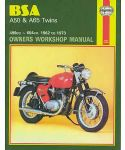 BSA A50 and A65 Twins- Haynes Manual